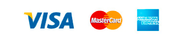Visa, MasterCard, American Express, Dinners Club, Pago Efectivo